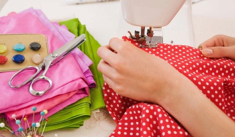 Can You Sew Over Fabric Glue?