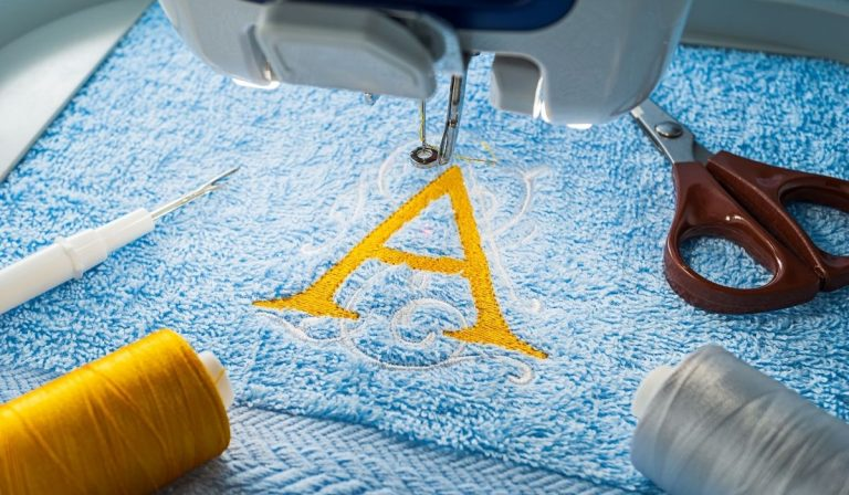 Can You Sew With an Embroidery Machine?